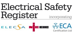 Rubix Electrical is a member of the Electrical Safety Register